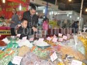Khai mạc Hội chợ Xuân Giảng Võ 2016