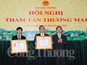 Tuyên dương khen thưởng các thương vụ, tham tán thương mại Việt Nam