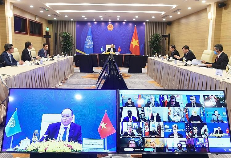 Việt Nam nỗ lực thực hiện các cam kết quốc tế về biến đổi khí hậu