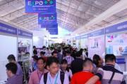 Vietnam Expo 2018 quy tụ nhiều doanh nghiệp lớn trong và ngoài nước