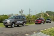Toyota Việt Nam triển khai nhiều chương trình cho khách hàng mua xe Innova