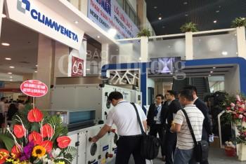 HVACR Việt Nam quy tụ nhiều sản phẩm công nghệ xanh tiên tiến