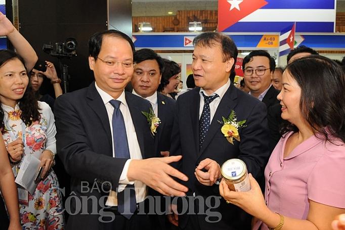 vietnam expo 2019 mo rong co hoi xuat khau phat trien thi truong noi dia