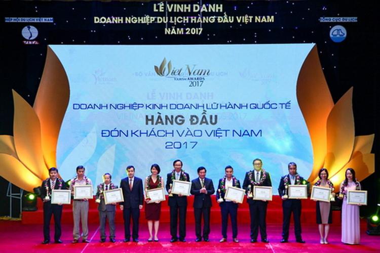 Sắp diễn ra Lễ vinh danh doanh nghiệp du lịch hàng đầu