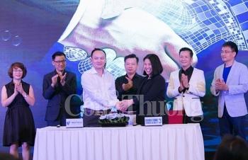 chuong tri nh shark tank mua 3 ba t tay ho p ta c vo i next tech group