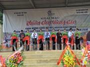 Công bố Mai Châu trở thành điểm du lịch quốc gia