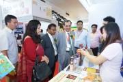 Hơn 200 doanh nghiệp tham gia Triển lãm thực phẩm, đồ uống