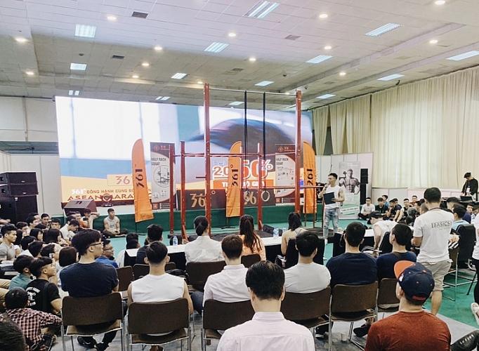vietnam sport show ket noi kinh doanh cho doanh nghiep the thao