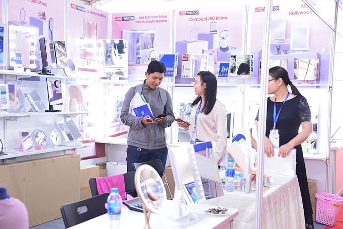 vietnam expo dot pha moi cho hoat dong giao thuong