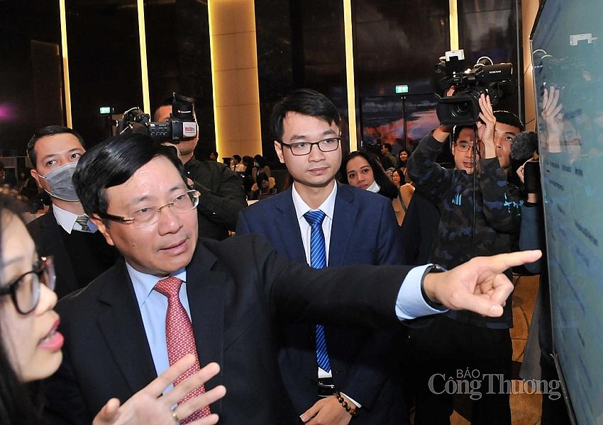 Khai trương Cổng thông tin điện tử về Hiệp định thương mại tự do Việt Nam