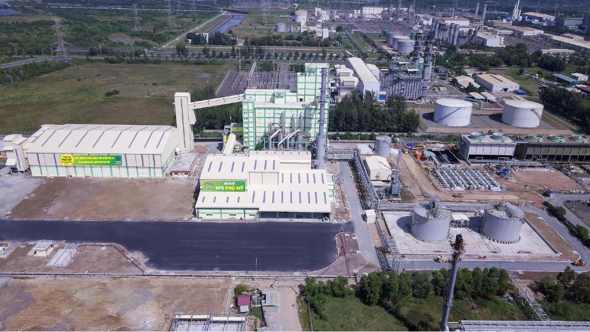 Nhà máy Đạm Phú Mỹ hoàn thành đợt bảo dưỡng tổng thể lớn nhất từ trước tới nay