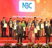 may nha be duoc vinh danh top 500 doanh nghiep lon nhat viet nam