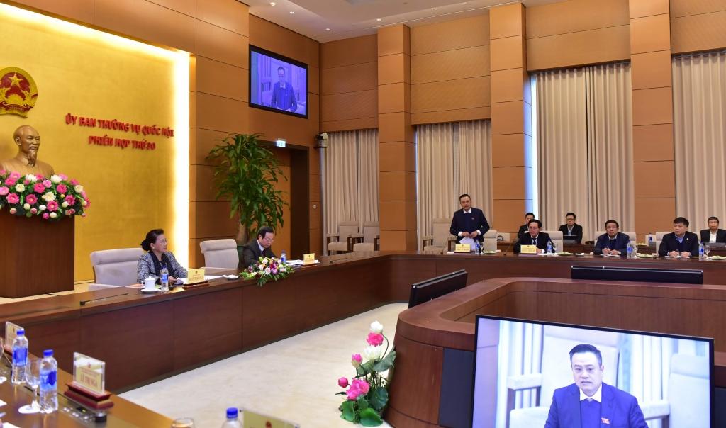 Chủ tịch Quốc hội: Nguồn lực từ dầu khí rất quan trọng trong sự nghiệp xây dựng và bảo vệ Tổ quốc