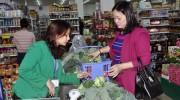 Mồng Bốn Tết, hệ thống siêu thị Hapro đồng loạt mở cửa bán hàng