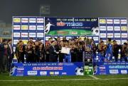 Đoạt Siêu cúp bóng đá Quốc gia 2017, Quảng Nam lập kỳ tích