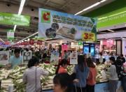 Big C- Hỗ trợ nông dân huyện Mê Linh bán củ cải trắng