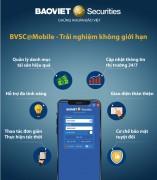 BVSC ra mắt ứng dụng giao dịch trực tuyến BVSC@MOBILE
