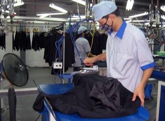 Quý 1, thặng dư thương mại ngành dệt may đạt 3,87 tỷ USD