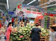 Big C và Central Group hỗ trợ giải cứu dưa hấu Quảng Ngãi, Quảng Nam