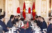 Tuyên bố chung về việc làm sâu sắc hơn quan hệ Việt Nam-Nhật Bản