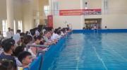 Triển khai Đề án dạy bơi, chống đuối nước cho học sinh