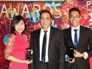 Viettel giành chuỗi giải thưởng lớn của IT World Awards 2017