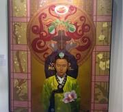 Triển lãm các tác phẩm tham gia Cuộc thi Mỹ thuật Việt Nam-Hàn Quốc