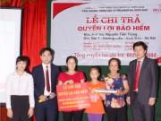 Prudential chi trả hơn 600 triệu đồng cho gia đình khách hàng Nguyễn Tiến Trọng tại Hà Nội