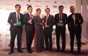 Cộng đồng doanh nghiệp nhỏ và vừa Hà Nội được vinh danh tại giải thưởng quốc tế