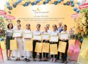 Sun Life Việt Nam mang những sản phẩm dịch vụ tốt nhất đến với người dân vùng Bắc Tây Nguyên