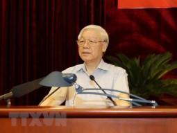 Phát biểu của Tổng Bí thư bế mạc Hội nghị toàn quốc về công tác phòng, chống tham nhũng