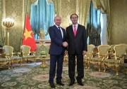 Đưa quan hệ Việt Nam với Nga và Belarus ngày càng phát triển toàn diện