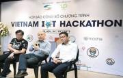 """Viettel hỗ trợ các dự án khởi nghiệp qua cuộc thi """"Vietnam IoT Hackathon 2017"""""""