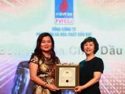 PVFCCo- 9 năm liên tiếp đoạt giải Báo cáo thường niên tốt nhất