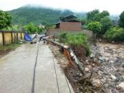 Sơn La- Lũ ống càn quét gây thiệt hại nặng cho ngành điện