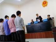 Tòa án nhân dân huyện Bình Chánh xét xử vụ án sản xuất thuốc BVTV giả