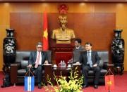 Thúc đẩy hợp tác giao thương Việt Nam-  Cộng hòa El Salvador