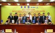 Ký thoả thuận về giá khí và cước vận chuyển cho dự án khí lớn nhất Việt Nam