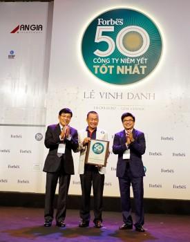 Vinamilk, Vietjet, Thế giới di động tiếp tục vào Top  những công ty tốt nhất trên sàn chứng khoán