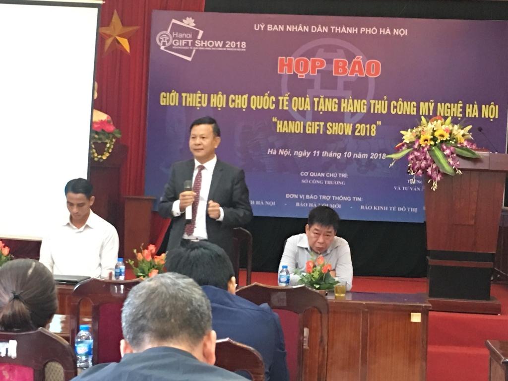 tren 250 doanh nghiep tham gia hanoi gift show 2018