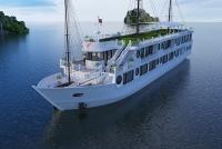 oriental sail ra mat calypso cruises tren vinh lan ha