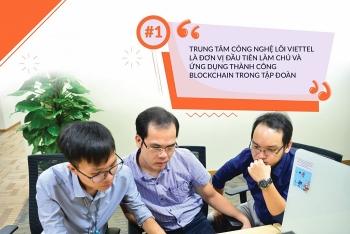 cong nghe blockchain cua viettel ap dung thanh cong vao san pham y te
