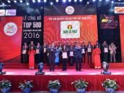 Đạm Cà Mau tiếp tục lọt vào Top 500 doanh nghiệp lớn nhất Việt Nam