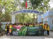 CapitaLand Việt Nam và Ascott: Hưởng ứng giờ trái đất bằng nhiều việc làm