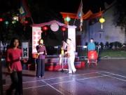 Bài Chòi của Quảng Nam hiện diện tại phố đi bộ Hà Nội