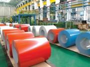Quyết định biện pháp tự vệ chính thức đối với tôn mạ màu nhập khẩu