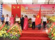 Kỷ niệm 55 năm Ngày thành lập và đón nhận Huân chương Lao động hạng Nhì