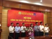 Công đoàn Dầu khí Việt Nam tiếp tục nâng cao công tác tuyên truyền