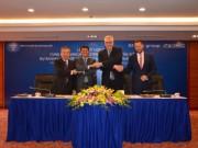 Hòa Phát ký kết hợp đồng thiết bị luyện thép cho dự án tại Dung Quất