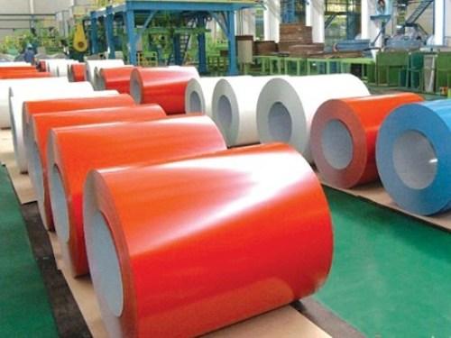 Malaysia kết luận sơ bộ điều tra chống bán phá giá sản phẩm tôn phủ màu